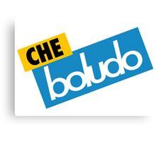 Che Boludo Canvas Print