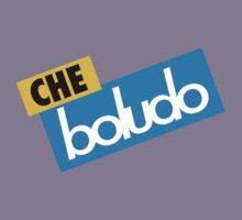 Che Boludo Kids Tee