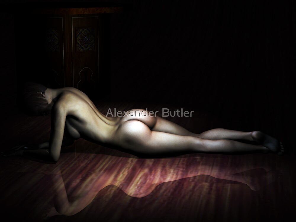 The Female Form by Alexander Butler