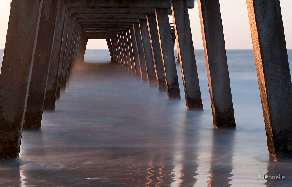 Pier Pressure by Joe Jennelle