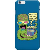 Alien Monster Movie iPhone Case/Skin