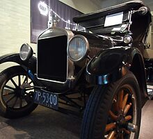 '26 Model T by John Schneider