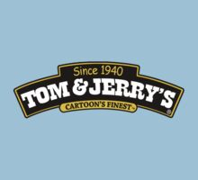 Tom & Jerry's by weRsNs