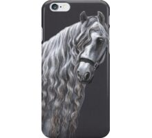 Andalusier - Andalusian Horse iPhone Case/Skin