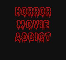 Horror Movie Addict Unisex T-Shirt