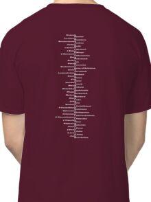 Bible Spine Classic T-Shirt