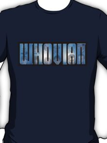 Whovian - All of the Doctors T-Shirt