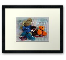~Dress Up~ Framed Print