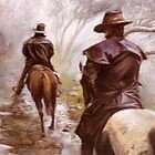 High Country Trail Ride by Lynda Robinson