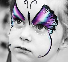 The Innocence of the Butterfly by JCMPhotos