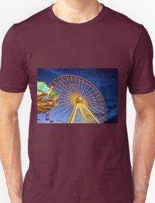 Fun at the Boardwalk Unisex T-Shirt