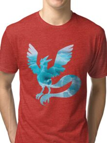 Articuno used sheer cold Tri-blend T-Shirt