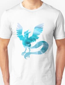 Articuno used sheer cold T-Shirt