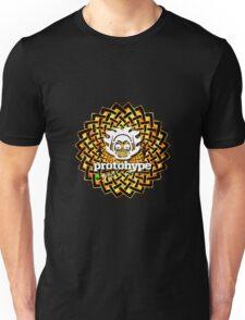 Protohype Logo - White - Special Beltane 2011 Dzyn Unisex T-Shirt