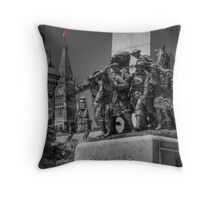 Peace and Remembrance Throw Pillow