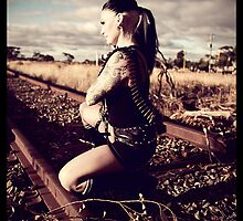 Miss Karma by Ashli Zis