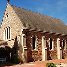 Uniiting Church  by Eve Parry