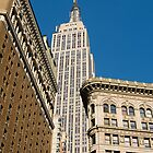 Empire State Building by mjdorn