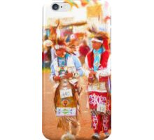 Pow Wow Celebration iPhone Case/Skin