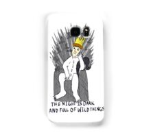 A Game Of Wild Things Samsung Galaxy Case/Skin