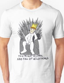 A Game Of Wild Things T-Shirt