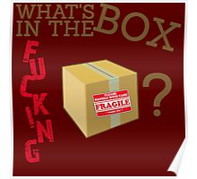 What's in the box? Poster