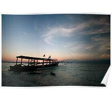 Sunrise - Lombok - Indonesia Poster