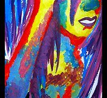Lady Gaga by Gema Zavala