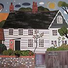 Night and Day, Monk's House, Rodmell by Amanda White