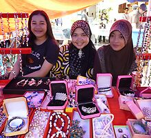 Beautiful Malaysian Women  by machka