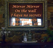 Mirror Mirror by Wilhelmina