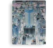 Gotham City Blues Canvas Print