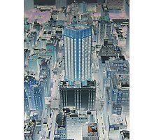 Gotham City Blues Photographic Print