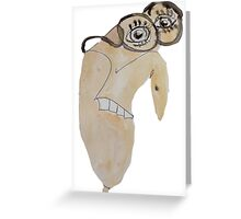 The Scientist Dude Greeting Card
