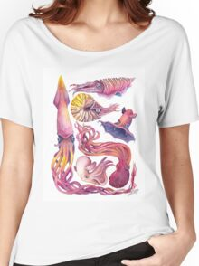 Cephalopods Women's Relaxed Fit T-Shirt
