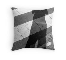 Book cover - thabookof5 Throw Pillow