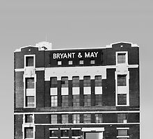 Bryant & May by Melinda Kerr