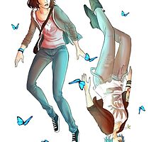 Life is Strange  - Max by RobynRot-Art
