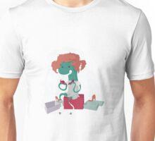 When I can't choose... I take both! Unisex T-Shirt