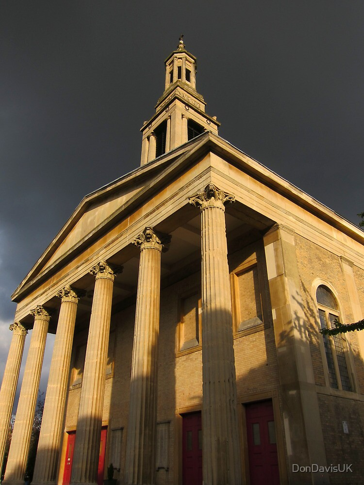 St Luke's Church London by DonDavisUK