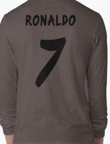 Ronaldo 2013/2014 Long Sleeve T-Shirt