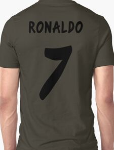 Ronaldo 2013/2014 Unisex T-Shirt