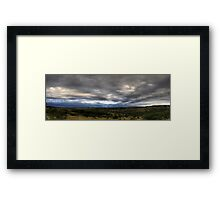 Wrong Rays Framed Print