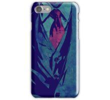Gentleman iPhone Case/Skin