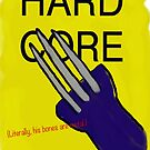 Literally Hard Core by Qooze