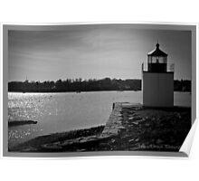 Salem Lighthouse Poster