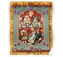 Alice Challenge Poster