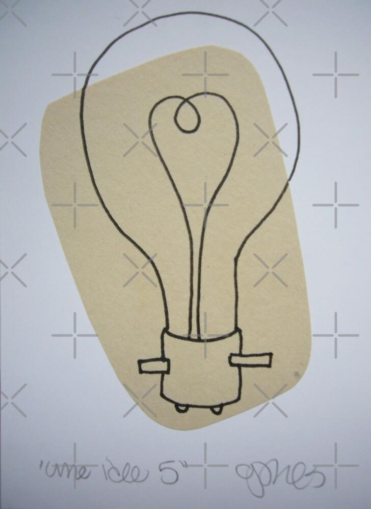 Une Idee 5 by Jonesyinc