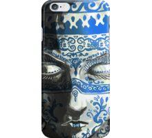 porcelain girl iPhone Case/Skin