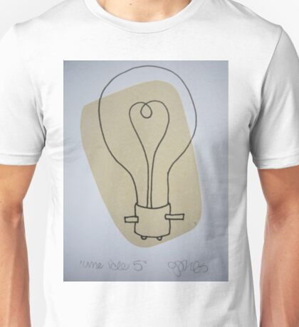 Une Idee 5 Unisex T-Shirt